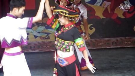 恩施土司城土家族舞蹈