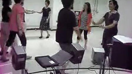2013.08.01北京美國方塊舞新生班(3)