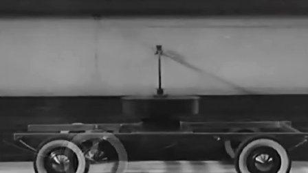 1938年美国科教片---雪佛兰汽车悬挂系统结构详解,值得一看!