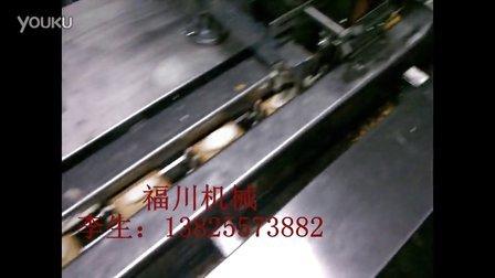 单排2+1连接包装机(长方饼1X2)