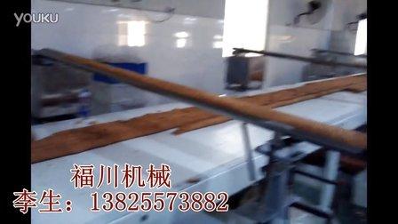 震动送饼连接包装机