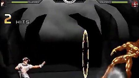 【むげん】3人组队·拳皇三姐妹【97加强雅典娜&超级舞&01坂崎百合】通关