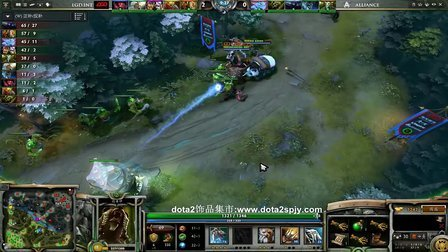【TI3西雅图小组赛】Alliance vs LGD.INT2 by 西瓦幽鬼
