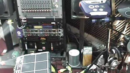 台灣名鼓手 丁麟老師Roland SPD-S 電子鼓打擊板solo