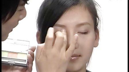 蝴蝶斑 眼角小布老师教你打造新鲜撞色眼妆