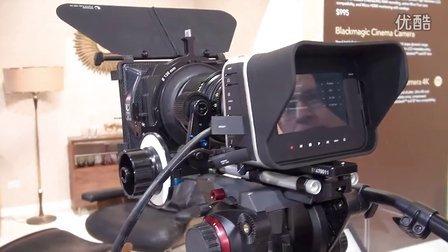 摄影神器 Blackmagic的4K电影摄影机