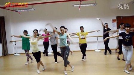 南山民族舞培训班学员课间实录《卓玛》深舞南山校区
