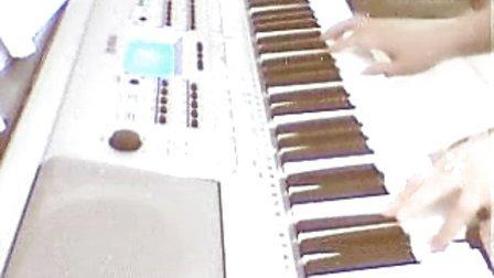 雅马哈KB290演奏《葬花吟》