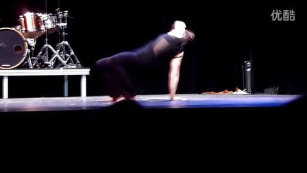 Hannah Finn contortion