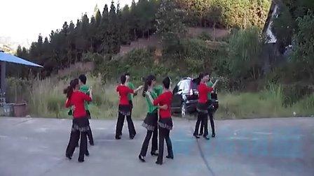 永兴县大布江永乐广场舞双人舞十四步红雪莲