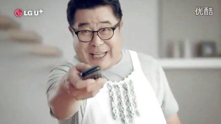 130803 花样爷爷 李顺载 申久 朴根滢 白一燮 LG U+ tvG广告-2