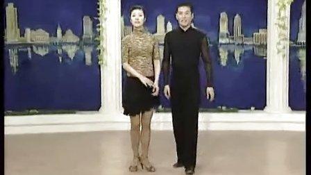 张卓妮、梁思远桑巴舞教学(1)