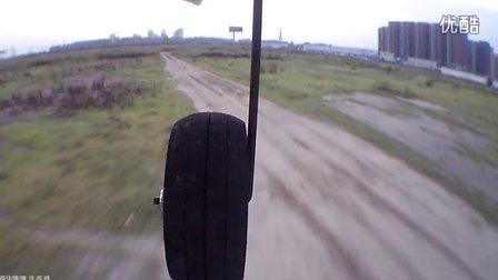 敏定赛斯纳首次航拍视频
