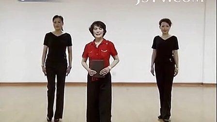 《晚霞公开课》周立贞老师第一讲 中老年模特表演-站姿
