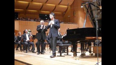 【音频】郎朗 杨松斯 巴伐利亚广播交响乐团 —— 贝多芬第二钢琴协奏曲