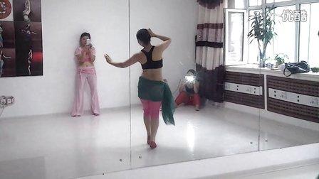 哈尔滨奉爱肚皮舞-庞庞-戏说埃及