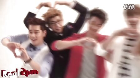 [Real 2PM]Photo Shoot[中字]