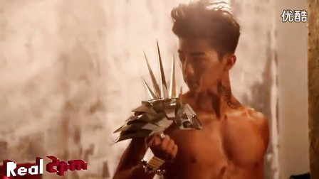 [Real 2PM] Wooyoung(佑荣) Men's Health making film