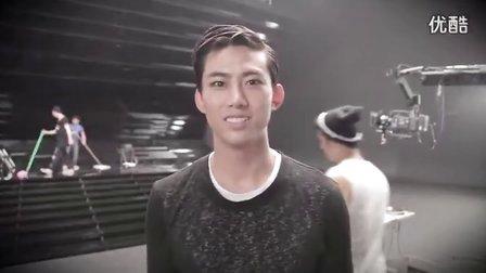 2PM -最新MV拍摄花絮
