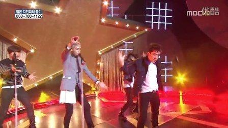 110319 MBC Music Core - Tonight