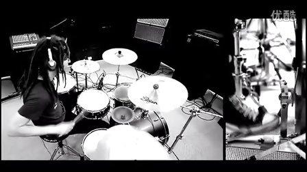 【M】【Drum】俄罗斯前卫金属核Djent团OUTOFCHANNEL 鼓手全新