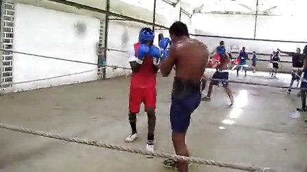 拳击训练训练7