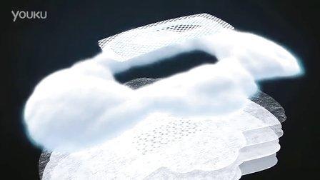 桂纶镁代言高洁丝全新尊享系列卫生巾