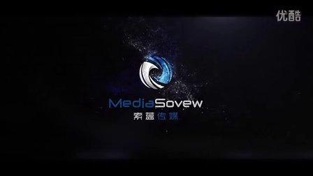 索蓝传媒logo动画