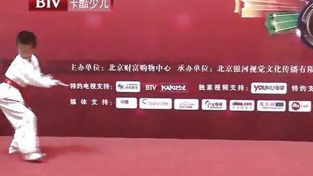 童心梦想秀才艺展示:中国武术表演!-好太太网