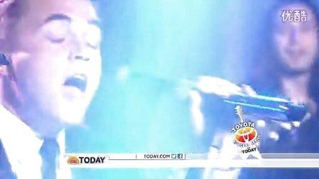 Jesse McCartney - Back Together (Today Show)