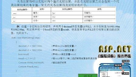 西安网站建设教程xamokj.com_2_C#中运算符