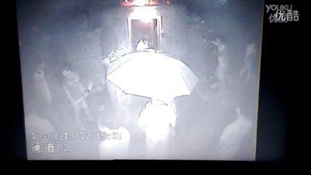 《广东省汕尾市海丰县厦安东村–抢地》为了抢地皮,拆屋烧房