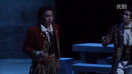 男高音歌唱家杨阳《金钱万能》 歌剧《塞维利亚理发师》