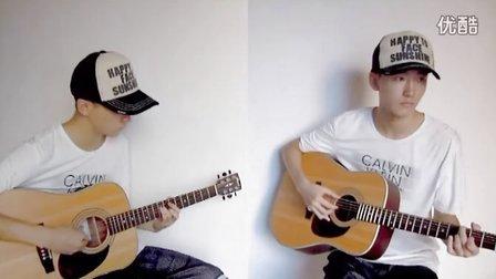 回到那一天 双吉他弹唱