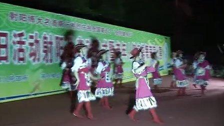射阳:2013年全民健身日活动启动仪式暨老年人健身操舞表演比赛