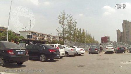 沃尔玛停车场