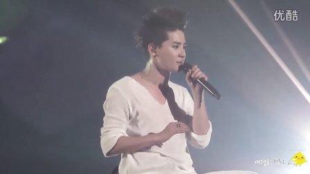[lejxiah]130810 XIA 金俊秀二巡 釜山—21 爱如雪花