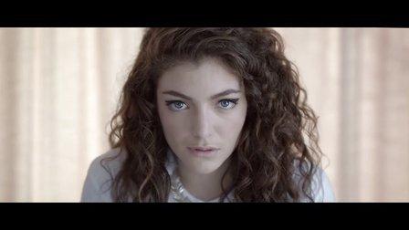 【九月】Lorde夏日大热Royals美国版超清MV