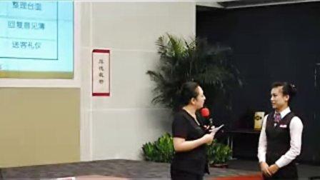 【礼仪培训】招商银行总行营业部服务礼仪体验式分享培训课程照片