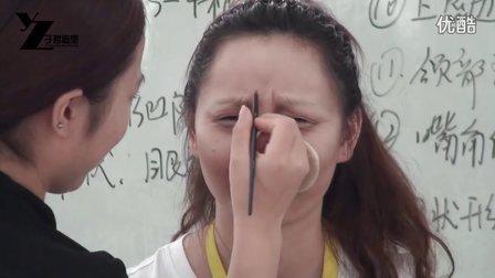 影视化妆培训班_老年妆培训课程_北京于哲化妆摄影培训学校