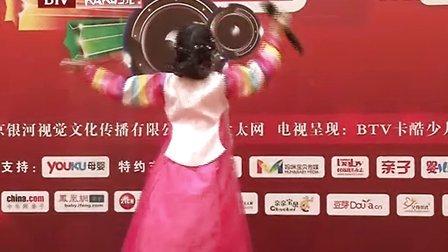 《童心梦想秀》电视节目海选现场:韩国舞蹈 好太太网鼎力支持