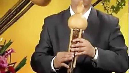 李春华老师葫芦丝视频教学第六讲 标清