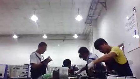 河南南阳工业学校汽车一体化学习