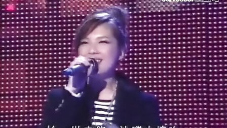 卫兰Janice 《离家出走》 十大劲歌金曲颁奖礼2006