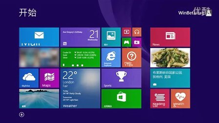 First Look Windows 8.1 Build 9477