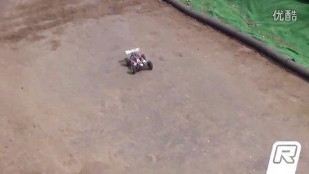 FEMCA2013 1/8油动越野车初赛第二轮