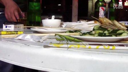 Good Green Mantis. Beidaihe aug. 2013
