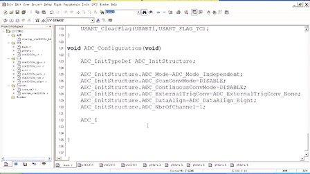 刘洋STM32-基础篇 21. STM32 ADC模拟量输入实验