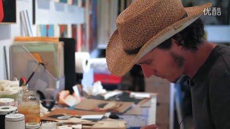 美国艺术家 Dave Kinsey 工作室参观