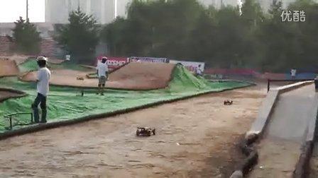 FEMCA2013 1/8油动越野车初赛第三轮